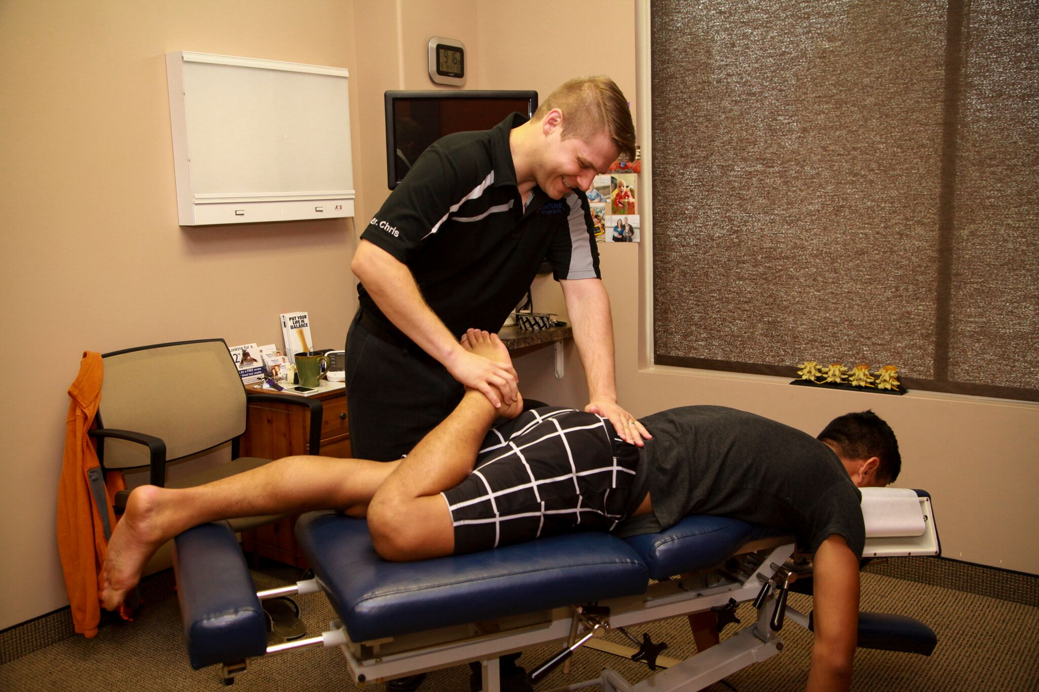 Did you know Chiropractors have Specialties too?