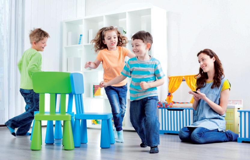 Active Indoor Games for Kids